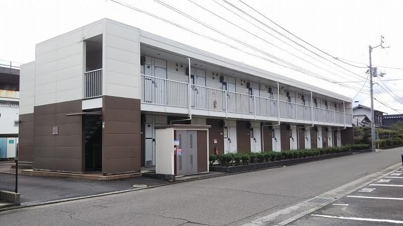レオパレスMa maison sakoの外観