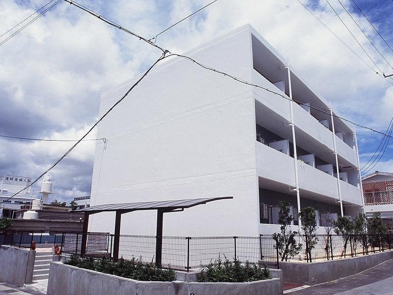 レオパレス壺屋
