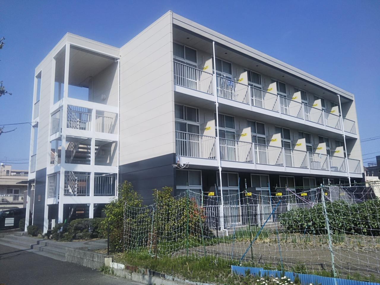 愛知県清須市西枇杷島町城並3丁目