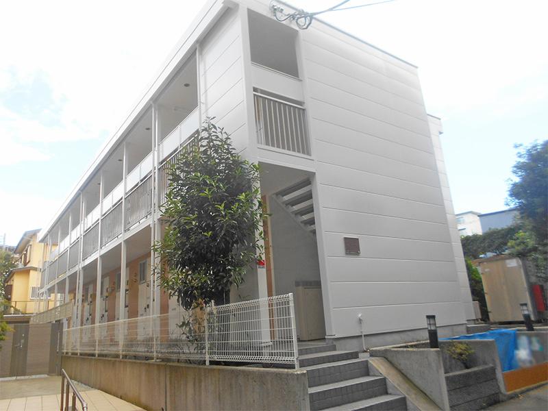 レオパレスガーデニア横浜