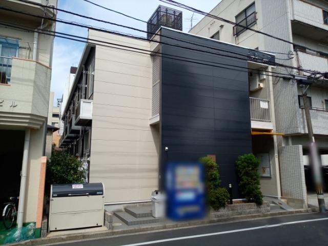 レオパレスコンフォート鶴見