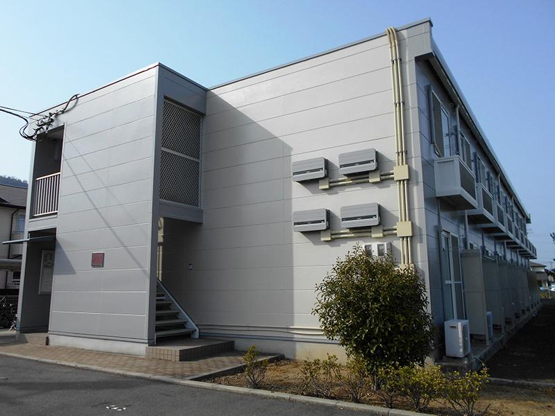レオパレスマンダリアンコート藤井