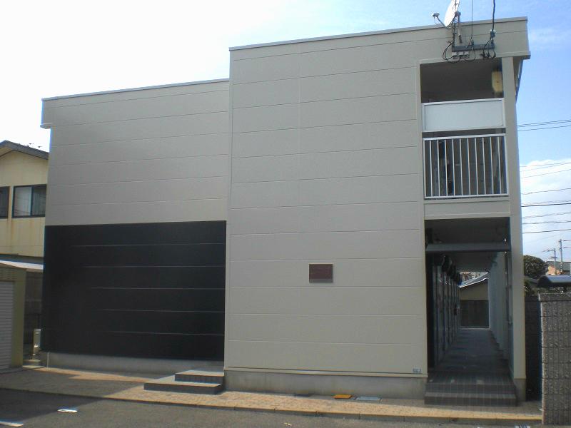 レオパレスアクアタウン