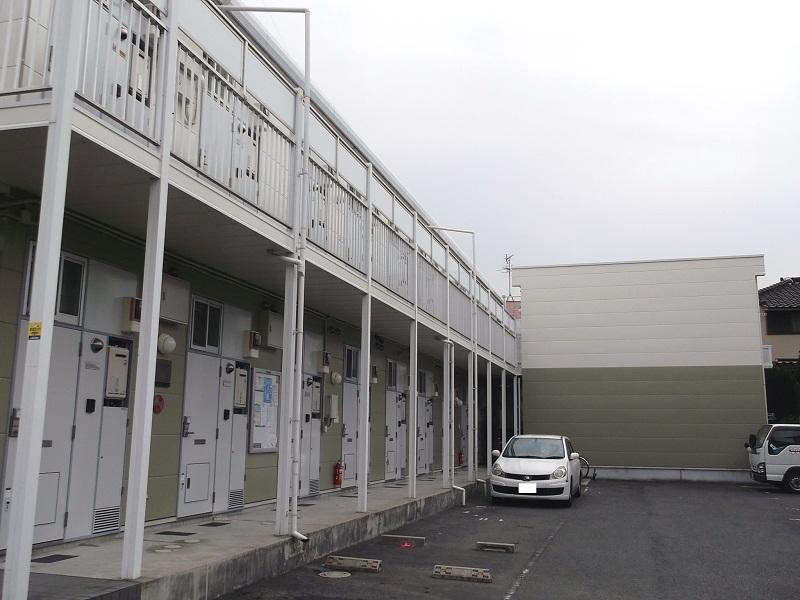 レオパレス諏訪森