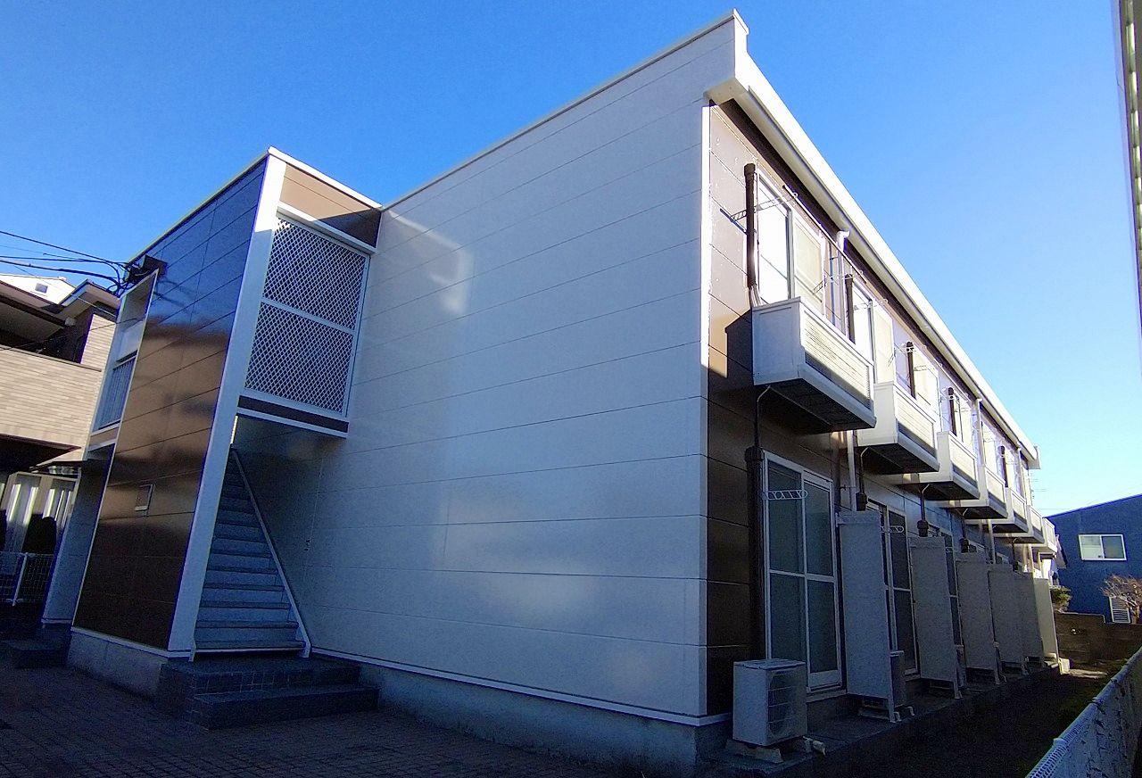 レオパレスホビット