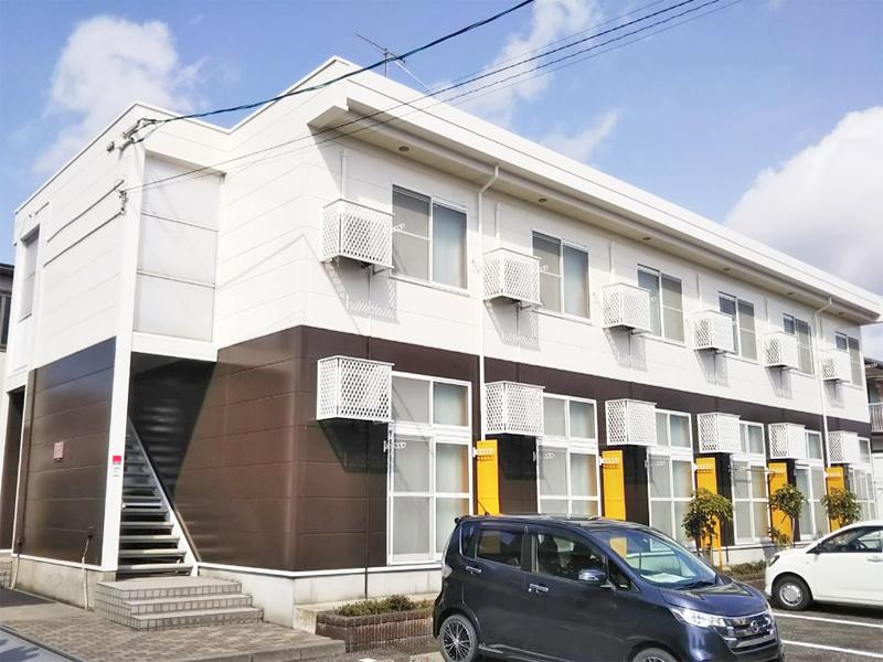 レオパレスハピネス新津