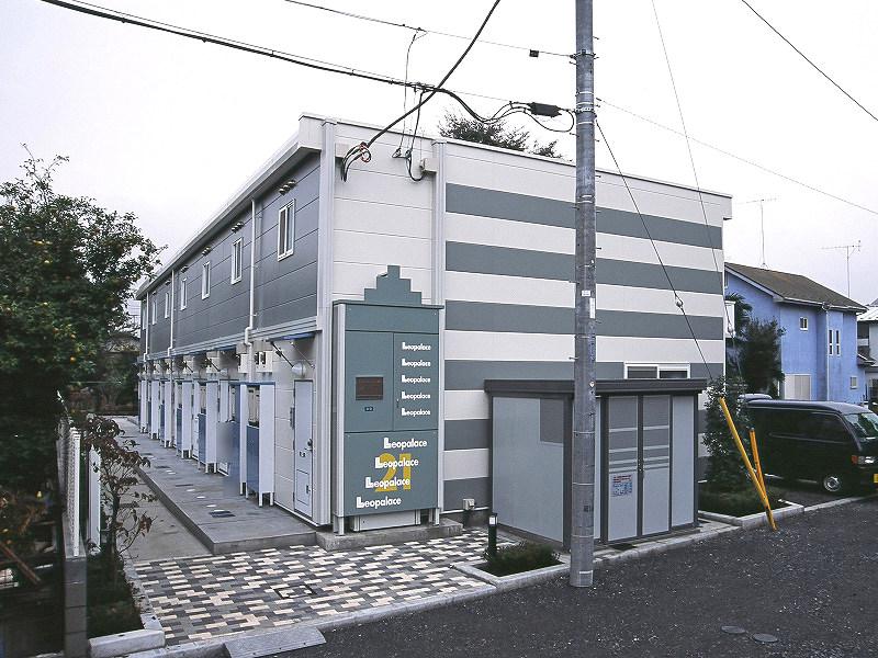 レオパレスグリーンリバー2