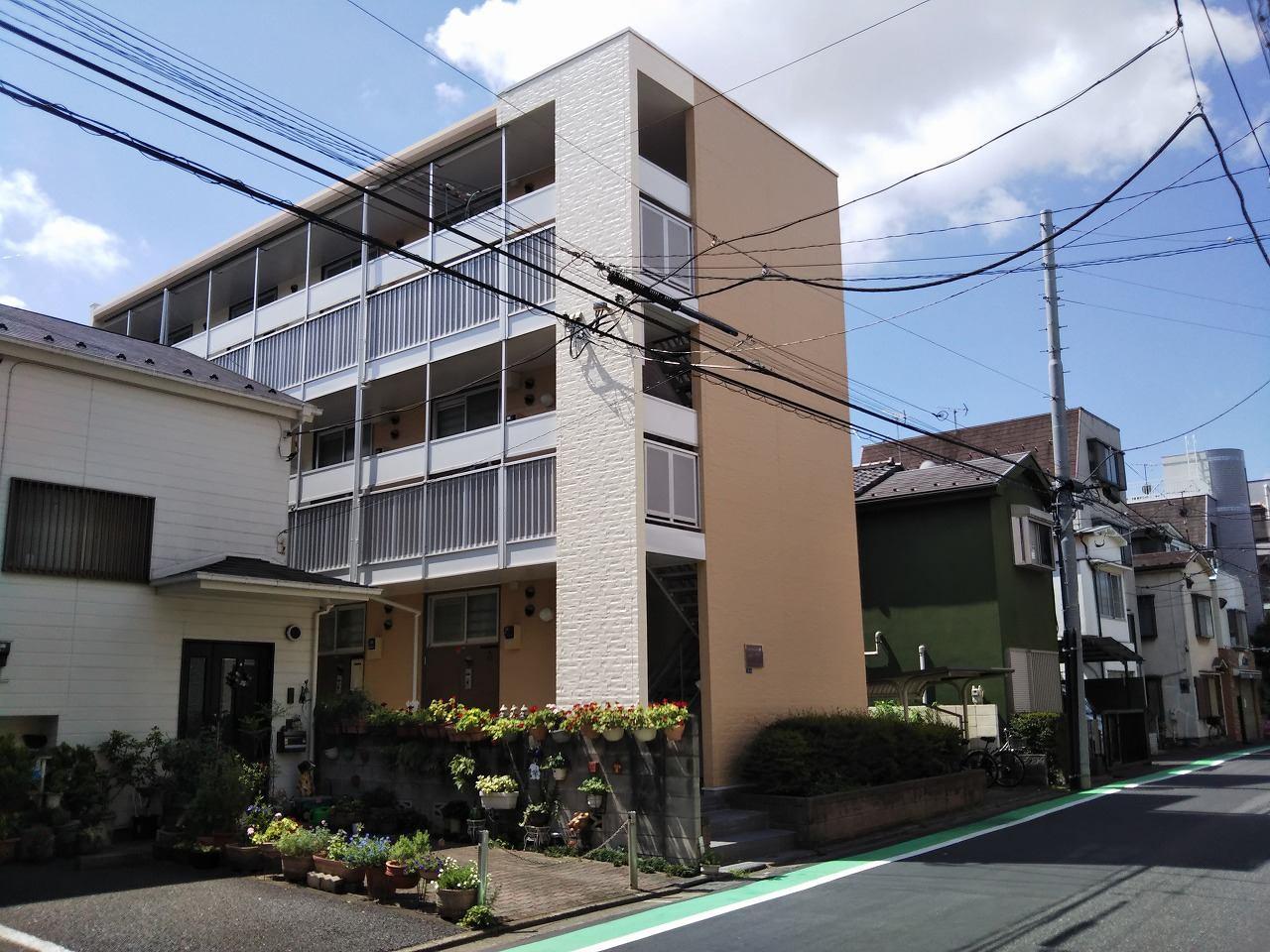 レオパレスクレスト笹塚