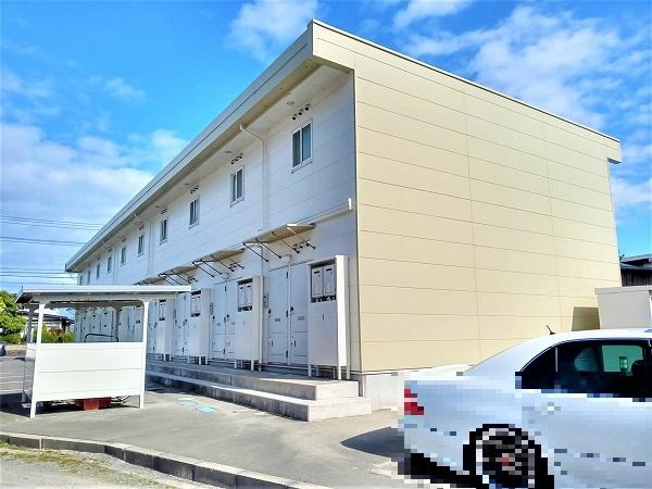 レオパレス新井田