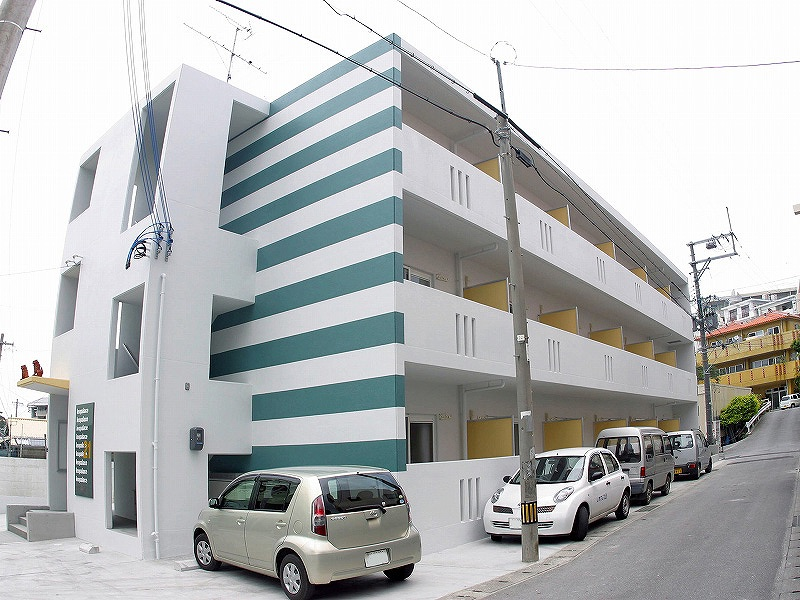 新着賃貸2:沖縄県浦添市内間3丁目の新着賃貸物件