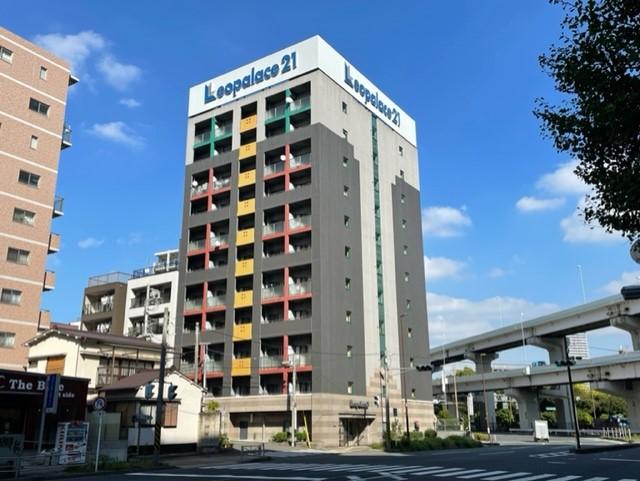 レオパレスFlat横浜青木町