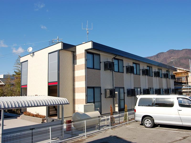 レオパレスセブンハート上田