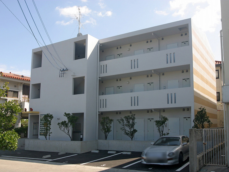 新着賃貸9:沖縄県那覇市金城4丁目の新着賃貸物件