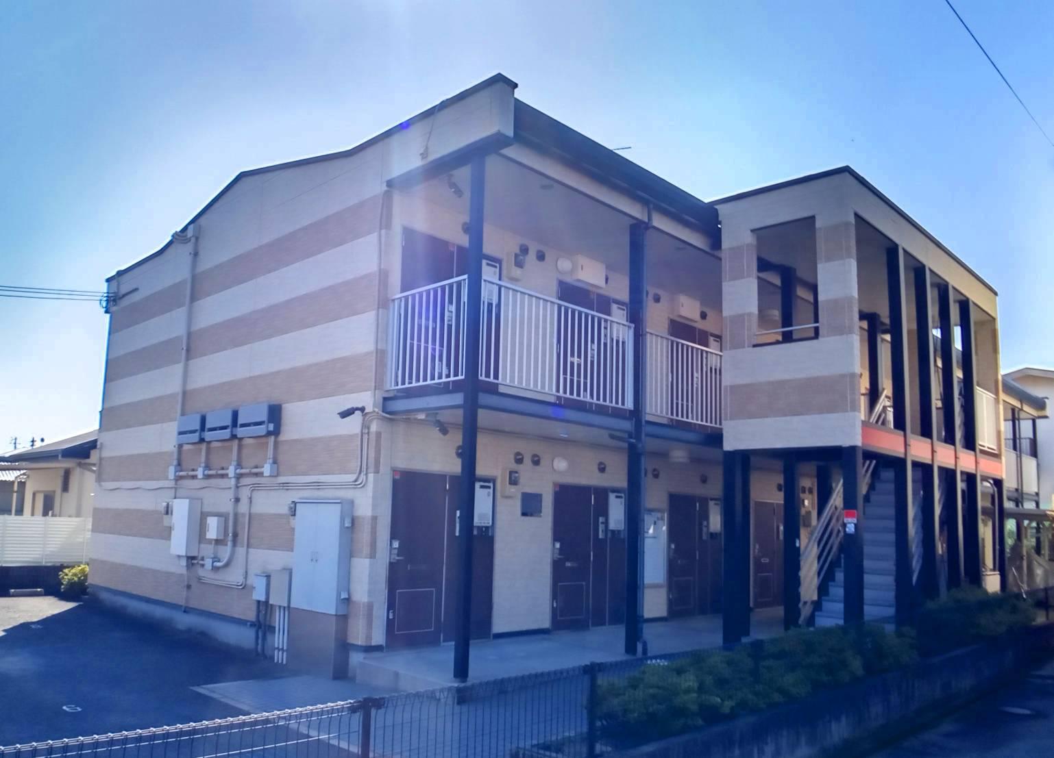 レオパレス西浜
