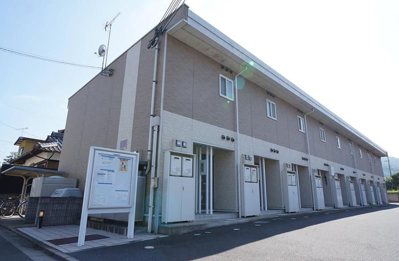 レオパレスクレインコート平田