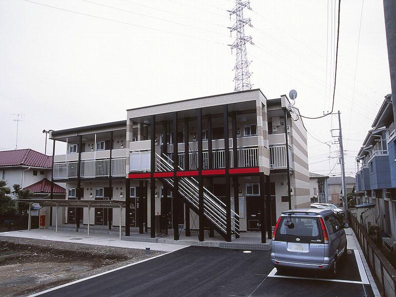 レオパレスヴィラ壱号館
