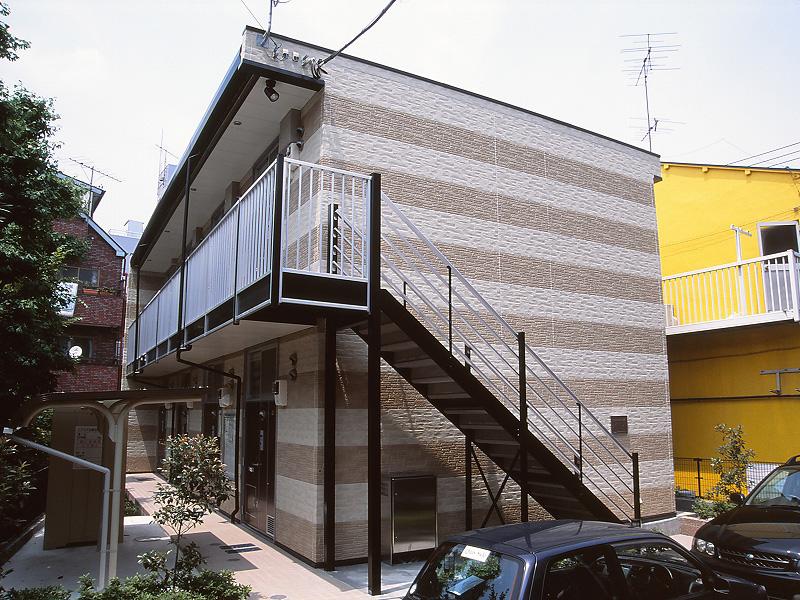 新着賃貸5:神奈川県横浜市鶴見区上末吉1丁目の新着賃貸物件