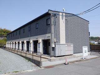 レオパレス五十鈴川
