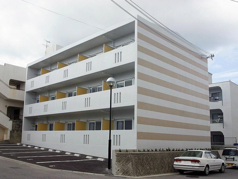 新着賃貸1:沖縄県那覇市金城4丁目の新着賃貸物件