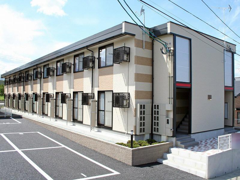 新着賃貸1:山形県山形市上桜田4丁目の新着賃貸物件