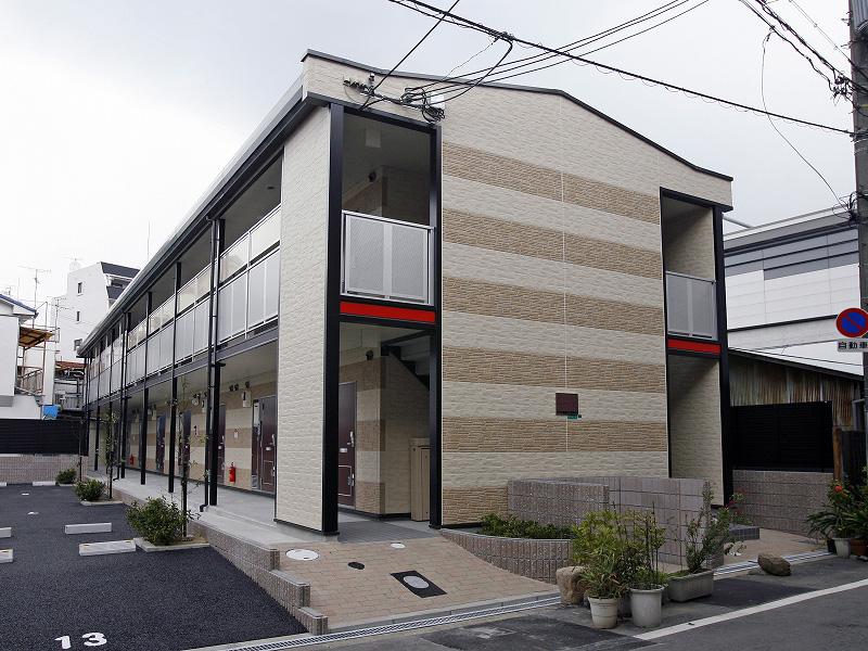 新着賃貸17:大阪府大阪市阿倍野区長池町の新着賃貸物件