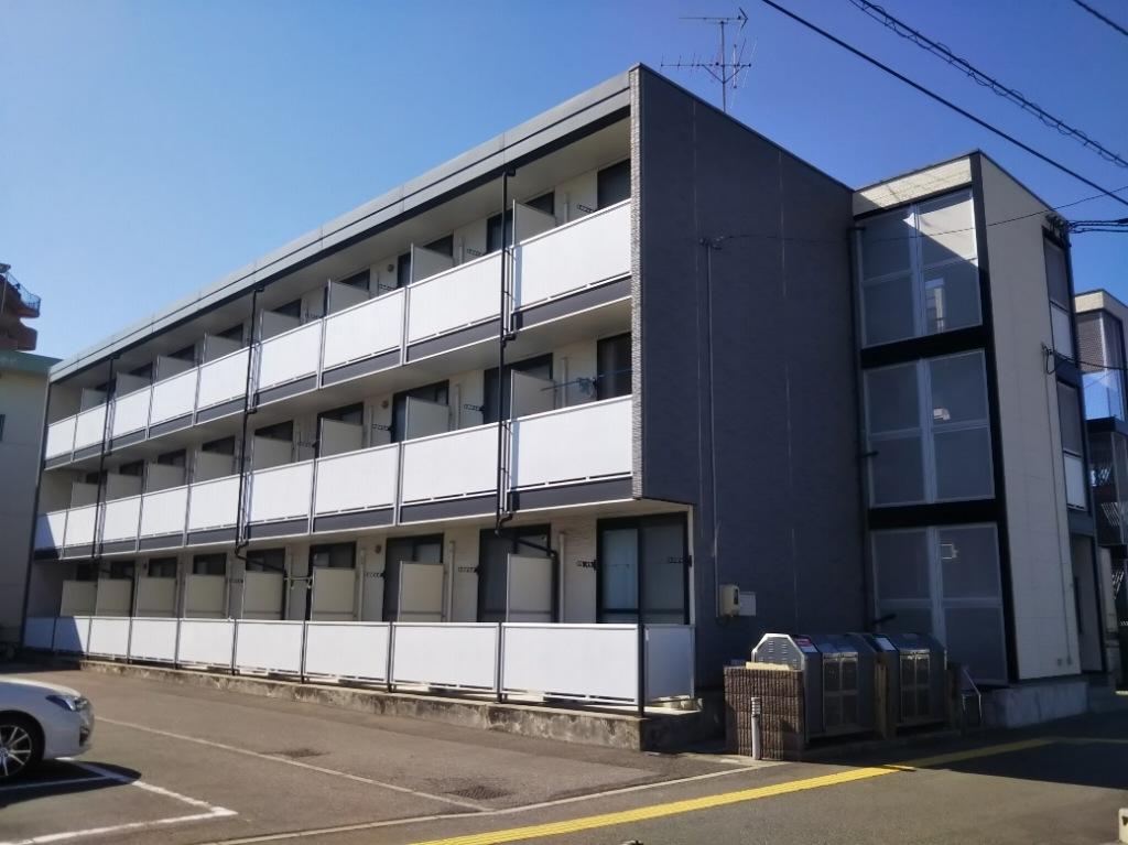 新潟県新潟市中央区南笹口2丁目