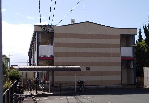 レオパレススバル 1の外観