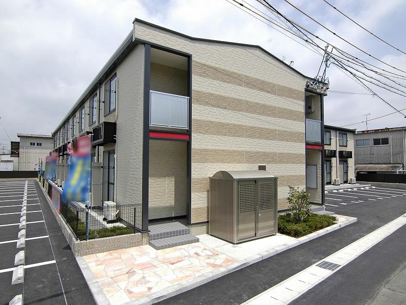 静岡県藤枝市築地