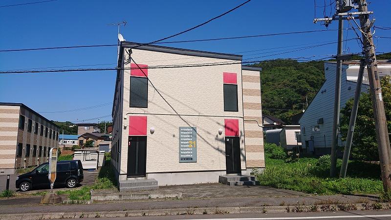 レオパレス三田B館