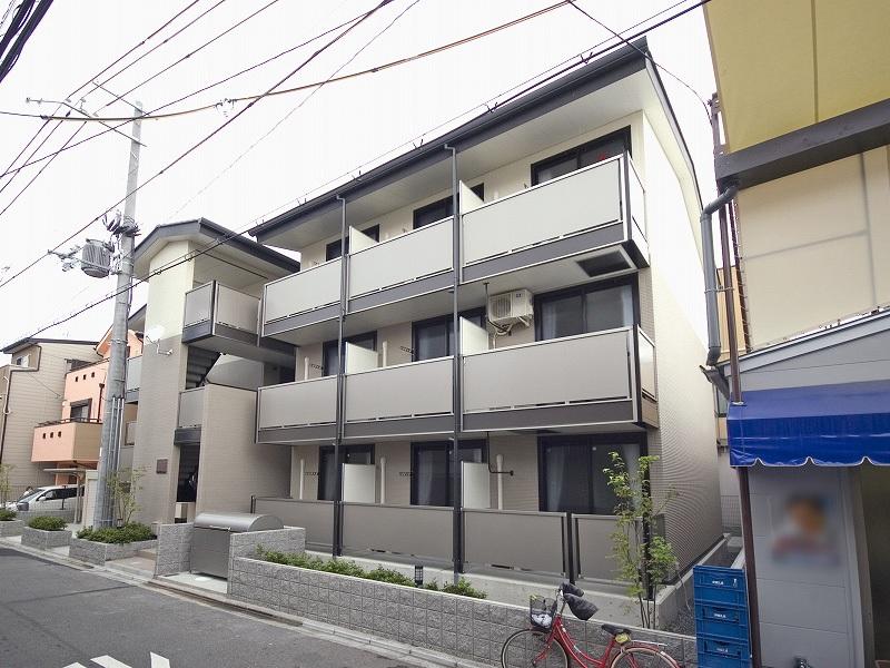 新着賃貸1:京都府京都市中京区壬生下溝町の新着賃貸物件