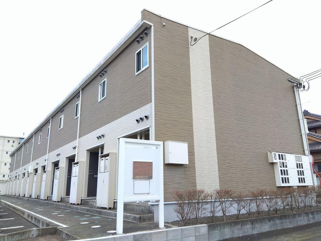 レオパレス稗田前Ⅱ
