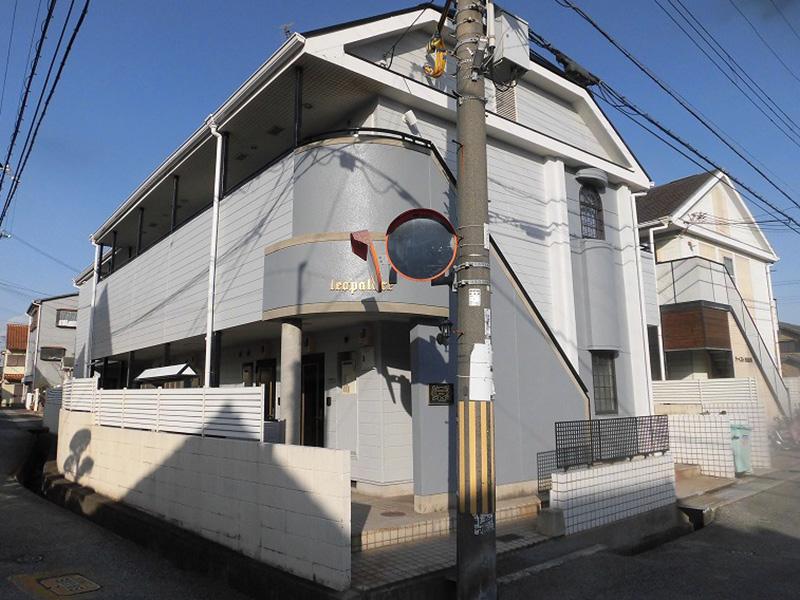 レオパレス加古川第7の外観