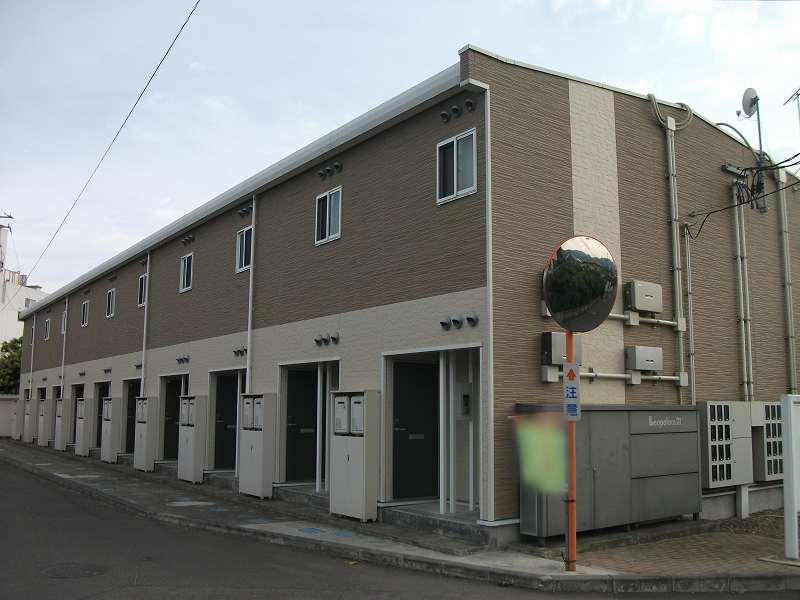 福島県福島市北沢又字出符