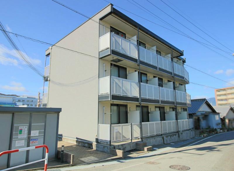 新着賃貸7:滋賀県大津市馬場3丁目の新着賃貸物件