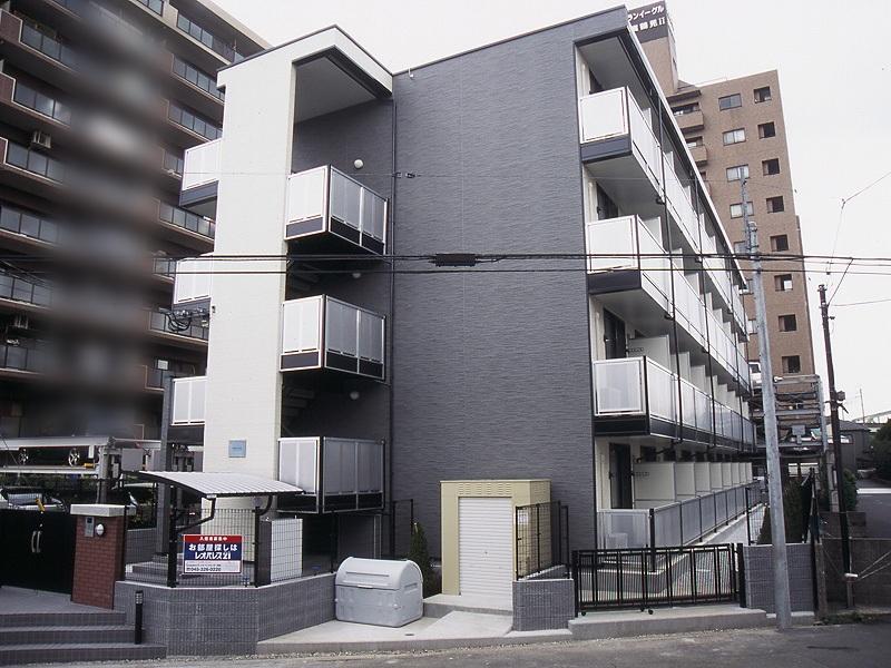 新着賃貸6:神奈川県横浜市鶴見区元宮2丁目の新着賃貸物件