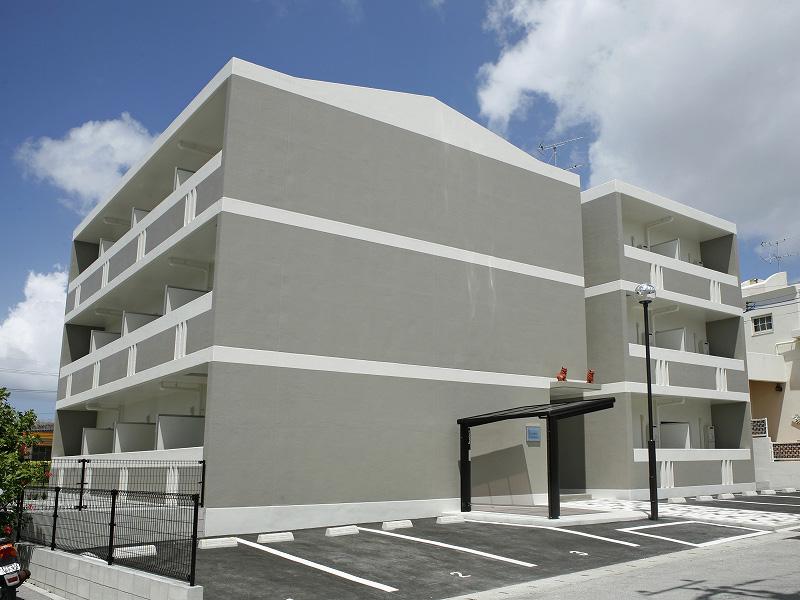 新着賃貸5:沖縄県那覇市金城1丁目の新着賃貸物件