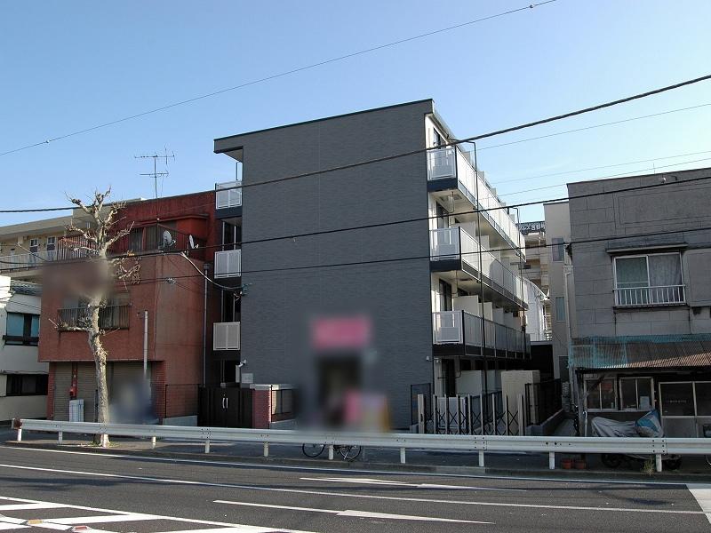 新着賃貸8:神奈川県横浜市南区前里町4丁目の新着賃貸物件
