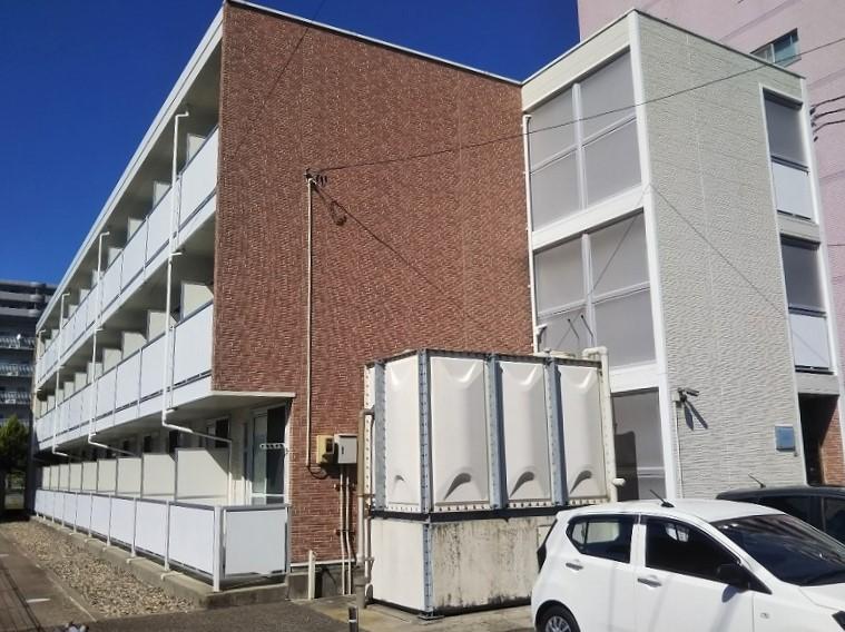 新潟県新潟市中央区南笹口1丁目