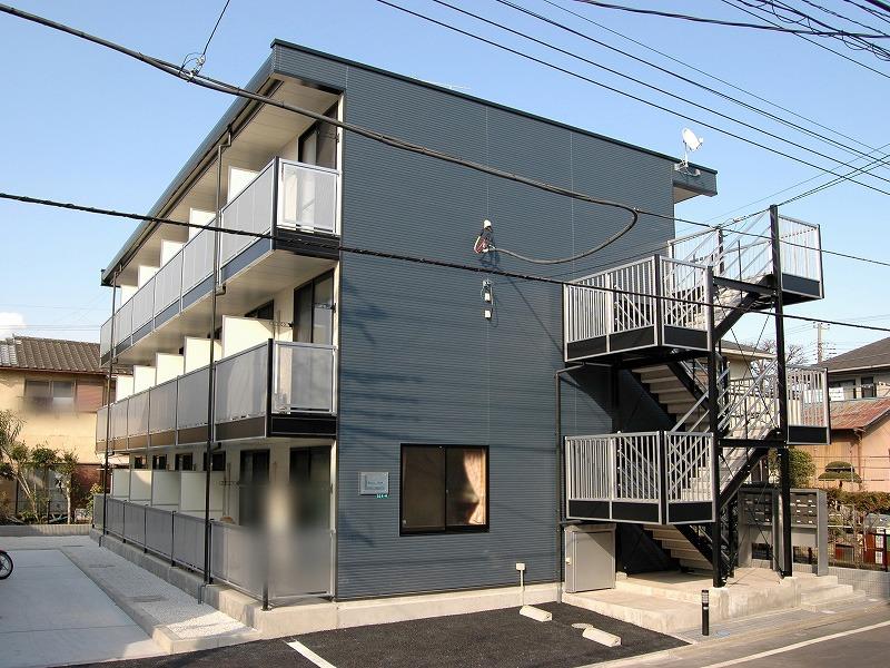 神奈川県相模原市中央区相生4丁目