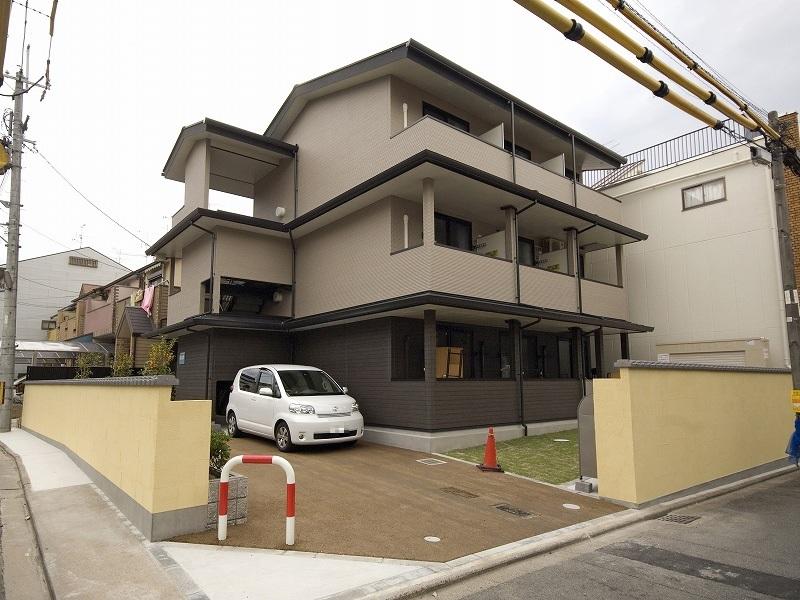 新着賃貸5:京都府京都市北区衣笠大祓町の新着賃貸物件