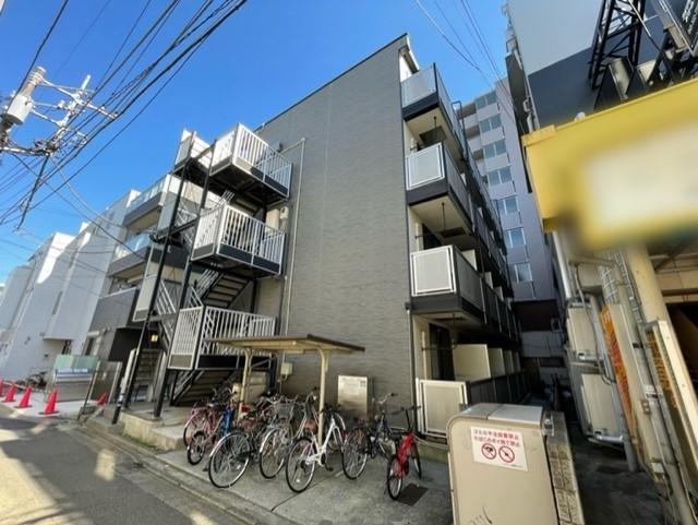 所在地:神奈川県横浜市鶴見区生麦……の新着物件4