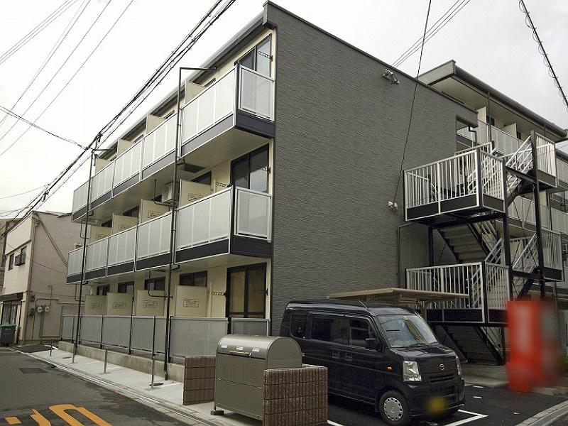 新着賃貸9:大阪府大阪市福島区玉川3丁目の新着賃貸物件