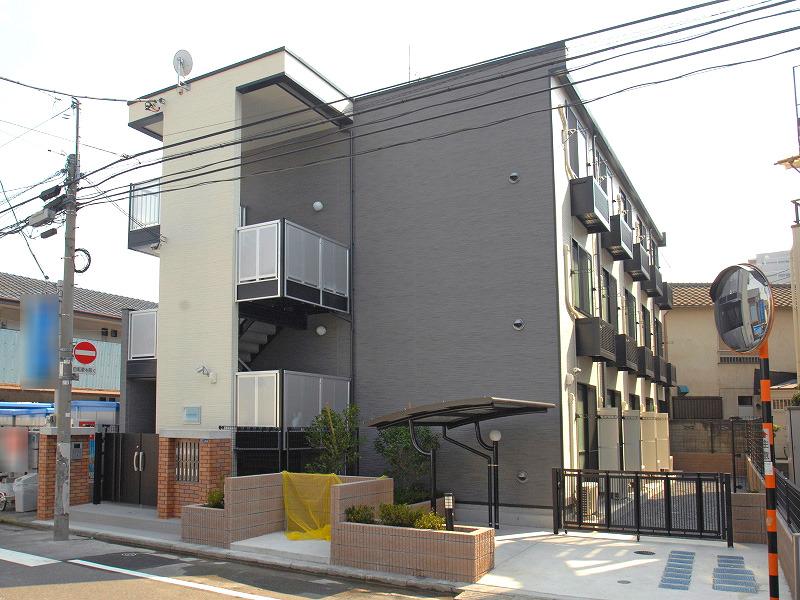 東京都大田区矢口3丁目