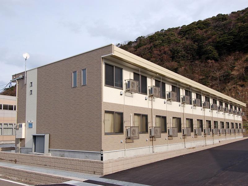 新潟県上越市名立区名立大町