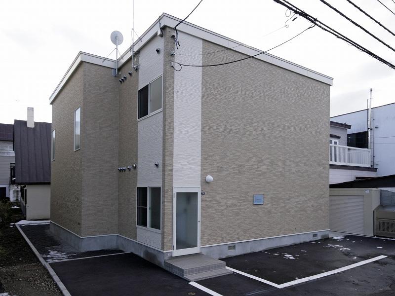 北海道札幌市中央区南十条西21丁目