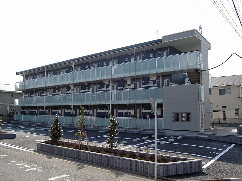 レオネクスト湘南山手館C