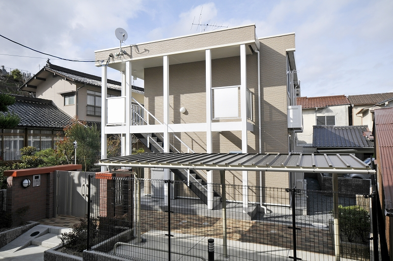 新着賃貸6:広島県広島市中区江波南1丁目の新着賃貸物件