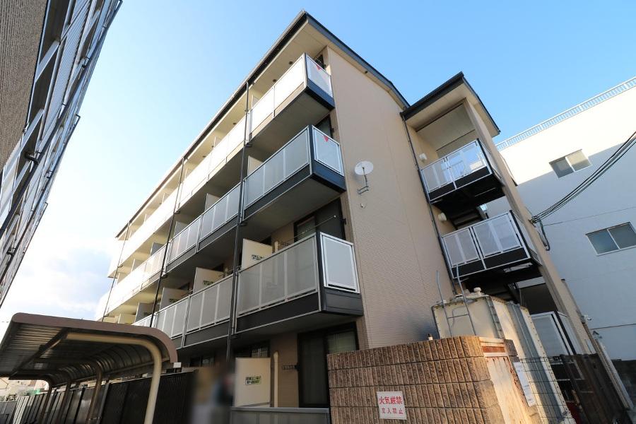 新着賃貸13:京都府京都市南区東九条南河辺町の新着賃貸物件
