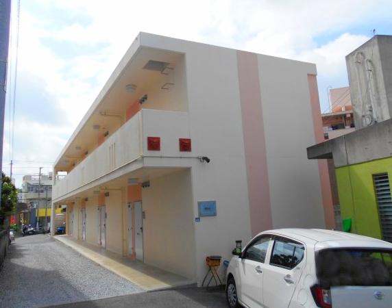 新着賃貸18:沖縄県浦添市内間3丁目の新着賃貸物件