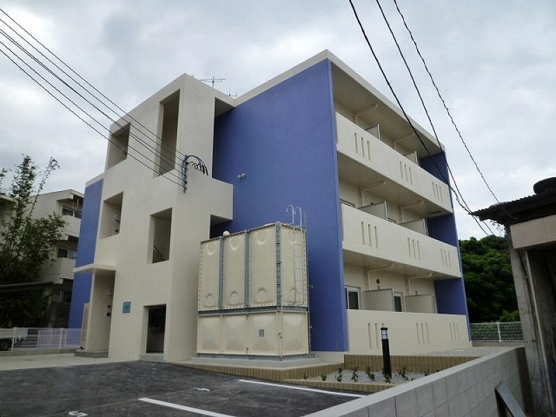 レオパレスキャンパス沖国
